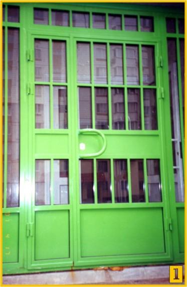 металлические двери в хозблок на заказ